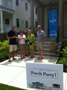 Summerset at Frick Park Porch Party